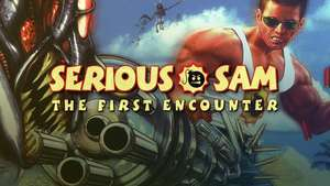 Serious Sam: First Encounter kostenlos bei GOG