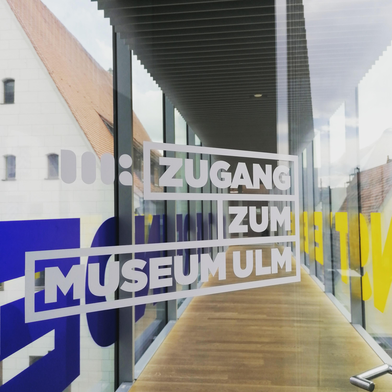 [Lokal Ulm] Freier Eintritt bei Museum Ulm, HfG-Archiv & Kunsthalle Weishaupt vom 25.-30.8.2020