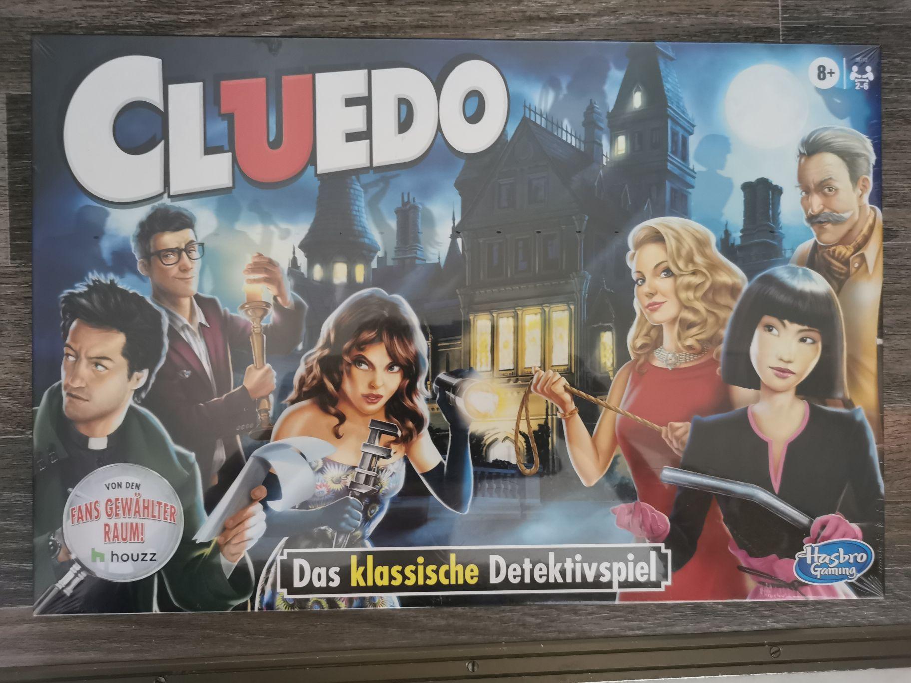 Cluedo...Kaufland senkt hasbro und Ravensburger Spiele