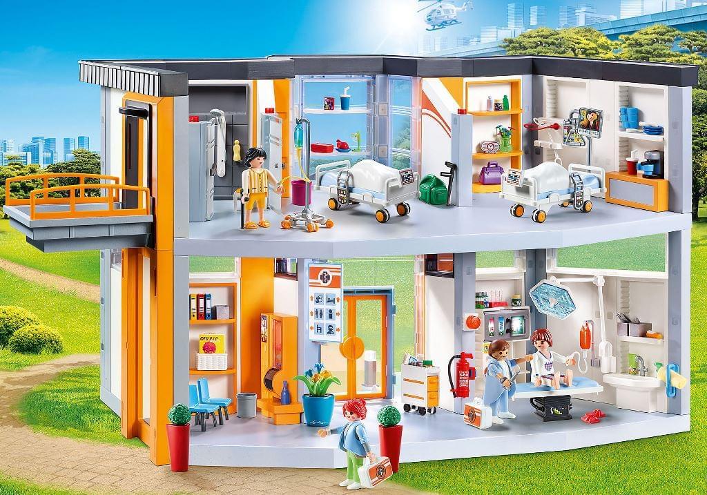 Playmobil 70190 großes Krankenhaus zum unmöglichen Preis