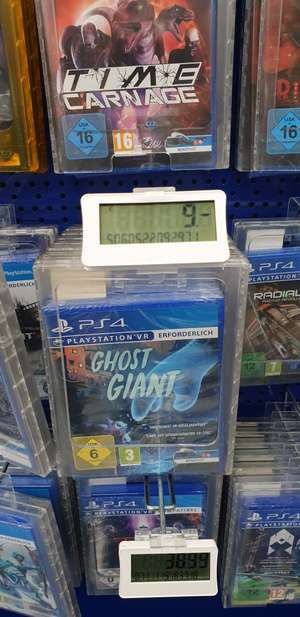 [Lokal Berlin Spandau Saturn] Ghost Giant PS4 VR