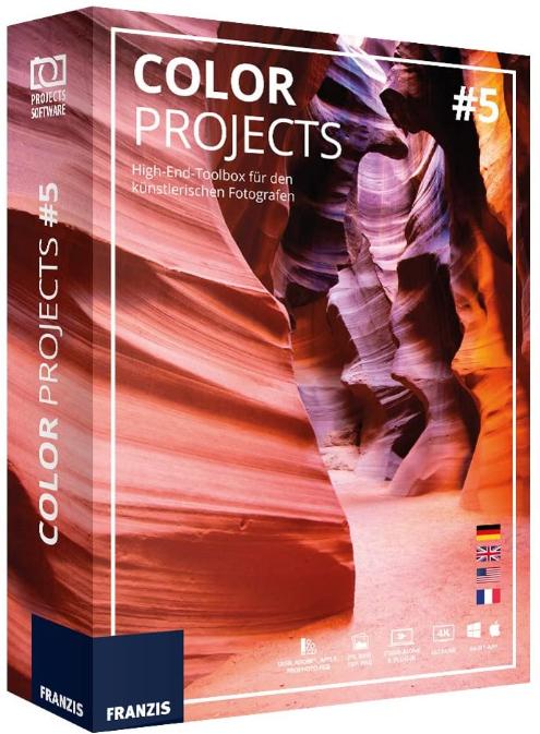 Color Projects 5 (Win & Mac) kostenlos