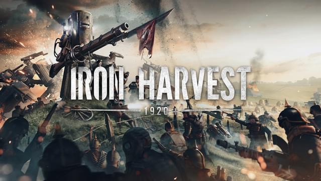 Iron Harvest (PC) (über VPN) DRM Frei! Deluxe Version für 17,03€! Sudden Strike 4 gratis dazu!