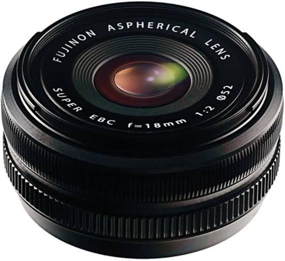Fujifilm Fujinon XF18F2 Objektiv