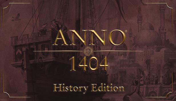 Anno 1404 - History Edition (PC - Steam)