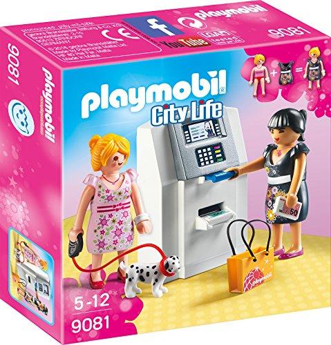 Playmobil City Life - Geldautomat (9081) für 5,99€ (Amazon Prime & Real Abholung)