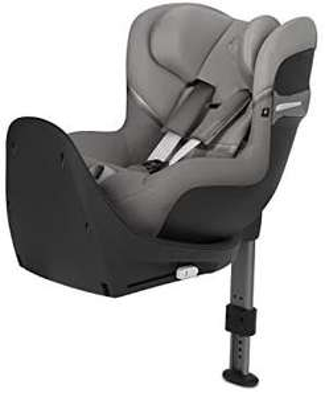 [Amazon Prime] CYBEX Gold Sirona S i-Size Kindersitz (Reboarder) in Soho Grey für 279,26 €