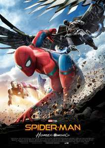 Spider-Man: Homecoming für 0,97€ leihen [Amazon Prime Video]