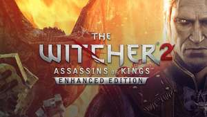 The Witcher 2: Assassins of Kings Enhanced Edition bei GOG (DRM Frei)