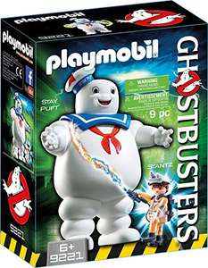 Playmobil Ghostbusters - Stay Puft Marshmallow Man (9221) für 9,99€ (Amazon Prime & Real Abholung)