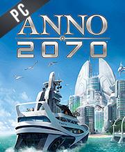 Anno 2070 (Steam) für 4,99€ (Steam Shop)