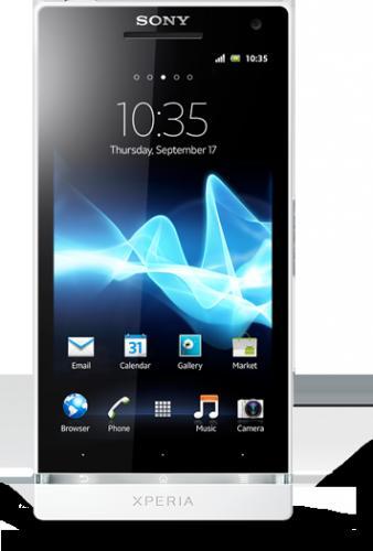 Sony Xperia S (white)