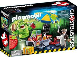 Playmobil Ghostbusters - Slimer mit Hot Dog Stand (9222) für 9,99€ (Amazon Prime & Real Abholung)