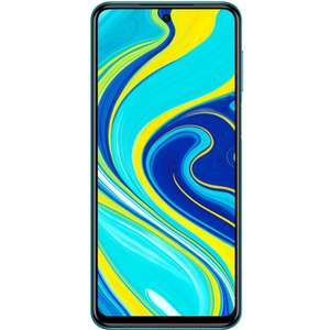 "Xiaomi Redmi Note 9S 128/6GB (6,67"" Display, Snapdragon 720G, 5020mAh Akku, 48MP Kamera)"