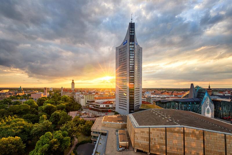 Leipzig: 4*Dorint Hotel Doppelzimmer inkl. Frühstück & Zimmer-Upgrade (n.V.) / gratis Storno / bis März 2021