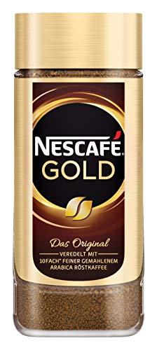 [Amazon Prime oder Rossmann] NESCAFÉ Gold Original, koffeinhaltig, vollmundig & aromatisch, 1er Pack (1 x 100g) , Sparabo 3,48€