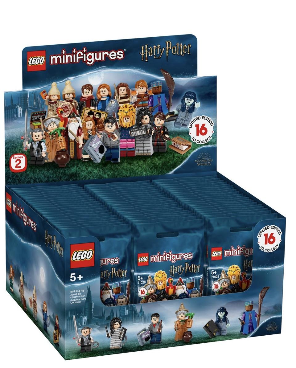 Lego Harry Potter Mini Figuren Serie 2 inklusive Versand
