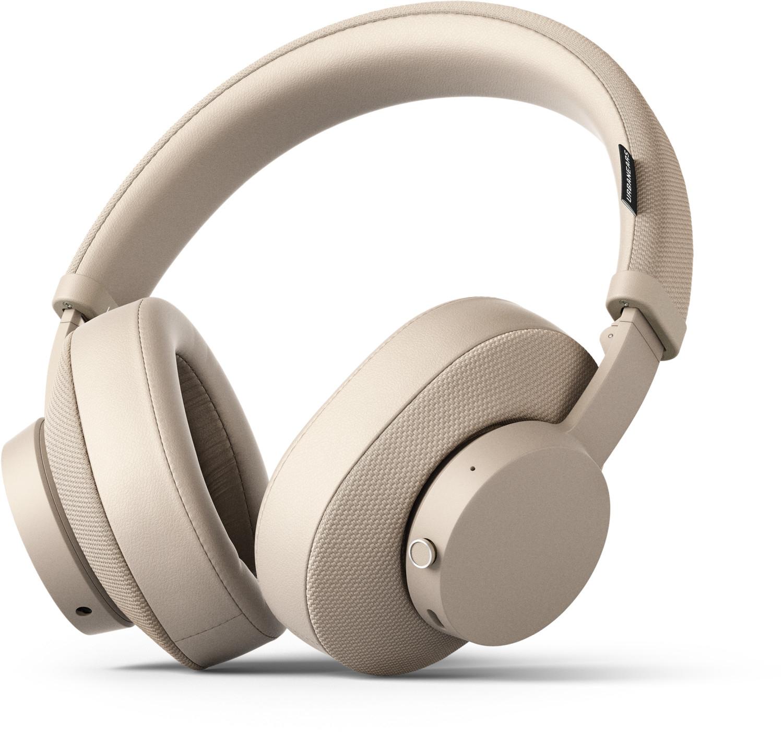 Urbanears Pampas Bluetooth-Kopfhörer beige (Over-Ear, BT5.0, ~30h Akkulaufzeit, USB-C, Klinke-Ausgang, 260g) | schwarz & grün für 74,99€