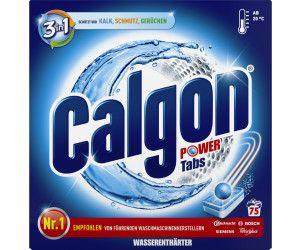 [Amazon Prime] Calgon 3-in-1 Power Tabs 75 Stück mit Wasserenthärtefunktion
