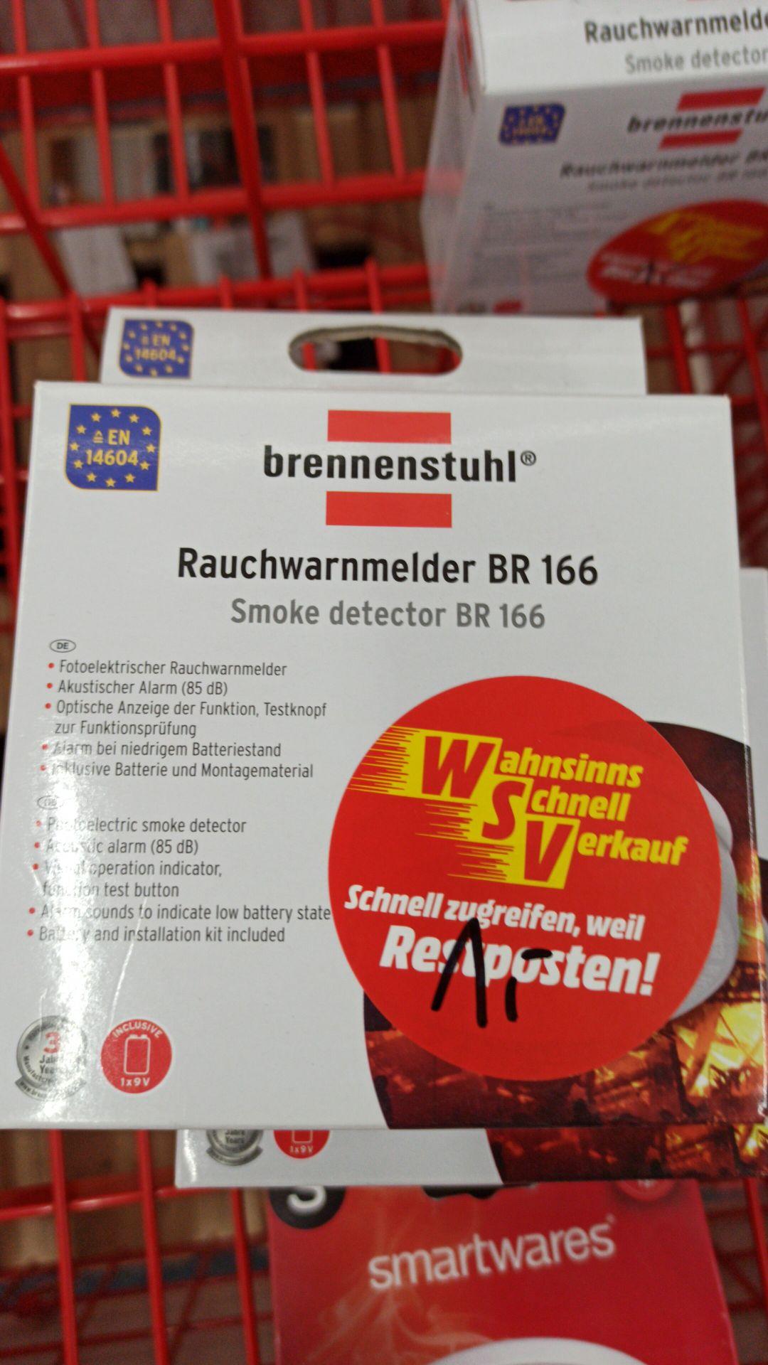 [Lokal Salzgitter] Rauchmelder Brennenstuhl BR166 - Media Markt