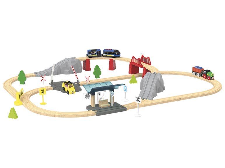 PLAYTIVE JUNIOR Eisenbahn / Lidl