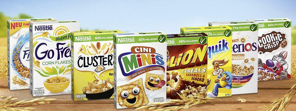 Nestlé Cerealien [REWE] für 0,95€ mit Coupon von Couponplatz