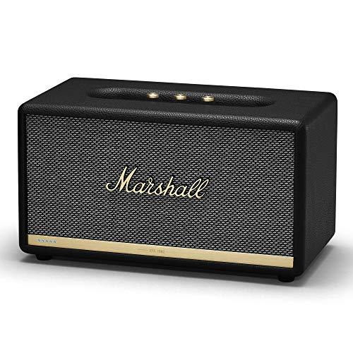 Marshall Stanmore II Voice - Bluetooth Lautsprecher mit Alexa