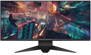 Dell Alienware AW3418DW Curved Gaming Monitor | 34 Zoll, IPS, 120 Hz