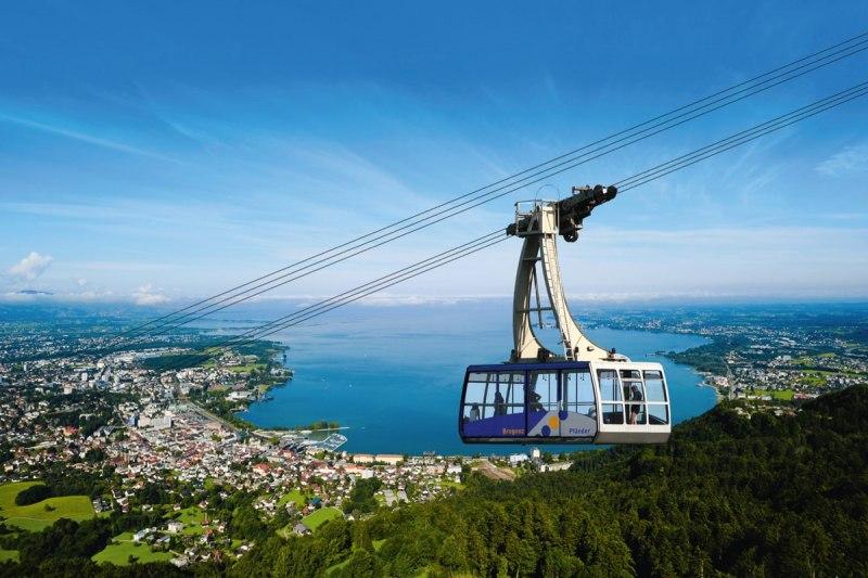 [lokal AT] Kostenlose Talfahrt mit 8 Bergbahnen in Vorarlberg - nur für Vorarlberger!