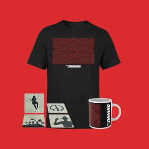 Kubrick Bundle (The Shining, Clockwork Orange & Full Metal Jacket) bestehend aus T-Shirt + Tasse für 9,99€ bzw. plus Untersetzerset: 12,99€