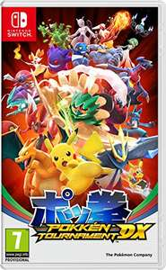 Pokémon Tekken DX (Switch) für 32,28€ (Amazon UK)