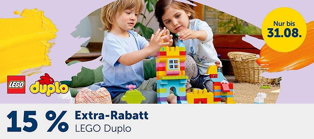 LEGO DUPLO Sammeldeal / mytoys 15% Extrarabatt auf Lego Duplo