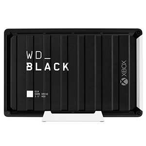 Western Digital Black D10 Game Drive für Xbox One 12TB