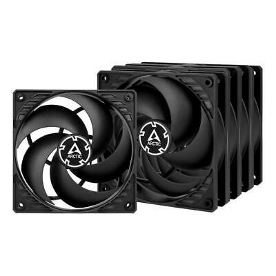 Arctic Cooling P12 Fan Value Pack Gehäsue Lüfter 120 mm 5er schwarz
