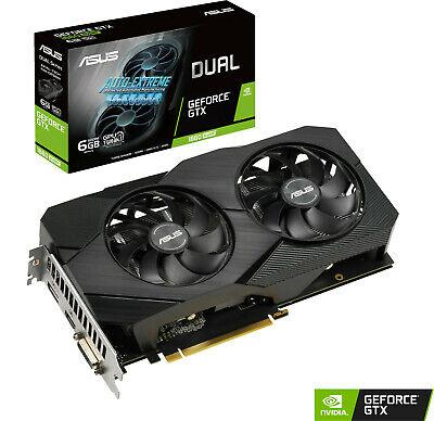 [eBay / SATURN] ASUS Geforce® GTX 1660 SUPER™ Dual Evo OC 6GB Grafikkarte