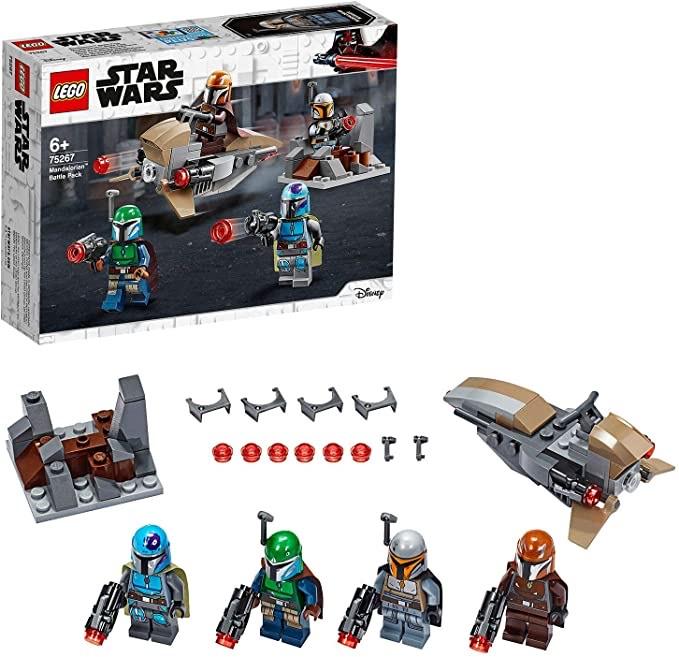 LEGO 75267 - Mandalorianer Battle Pack für 11,89 Euro [Amazon Prime]