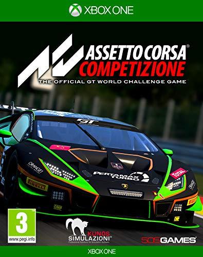 Assetto Corsa Competizione (Xbox One) für 22,92€ (Amazon IT)