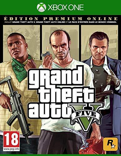 Grand Theft Auto V Premium Edition (Xbox One) für 17,30€ (Amazon IT)