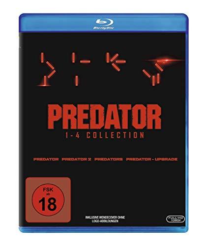 Predator 1-4 Box (Blu-ray) für 14,90€ (Amazon)