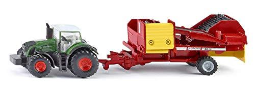 Siku Traktor mit Kartoffelroder, 1:87 für 10,23€ (Amazon Prime)