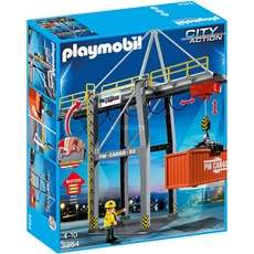 """PLAYMOBIL Elektrisches Verladeterminal """"5254"""" [ALTERNATE]"""