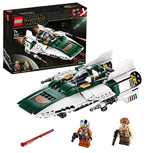 LEGO® Star Wars™ 75248 Widerstands A-Wing Starfighter™ (269 Teile)