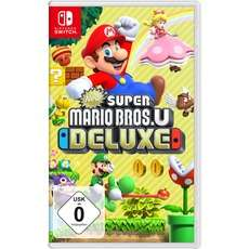 [ALTERNATE] Nintendo Switch - New Super Mario Bros. U Deluxe / Super Mario Party / Mario Kart 8 Deluxe für jeweils 39,99 (versandkostenfrei)