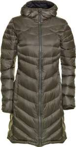 Morgen Nacht in Berlin -19 Grad: The North Face Upper West Side Jacket Frauen 149,95 Euro plus 2,95 Porto Globetrotter!