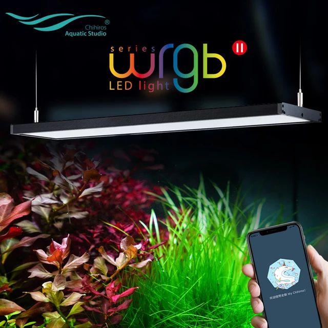Chihiros WRGB 90 Aquariumlampe 90 cm - 110 cm