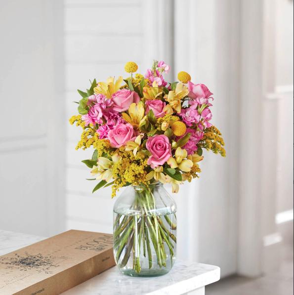Blumenstrauß 'Anna' inkl. Versand und gratis Grußkarte für Neukunden bei [Bloom & Wild]