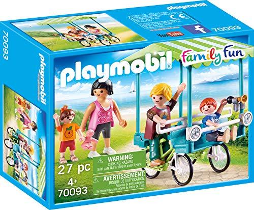 Playmobil Family Fun - Familien-Fahrrad (70093) für 5,99€ (Amazon Prime & Real Abholung)