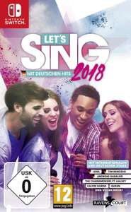 [GameStop] Let's Sing 2018 Switch 9,89€+3,68€ VSK oder Abholung