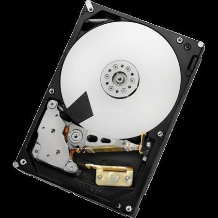 Hitachi interne 4TB-Festplatte 3,5 Zoll @ZackZack