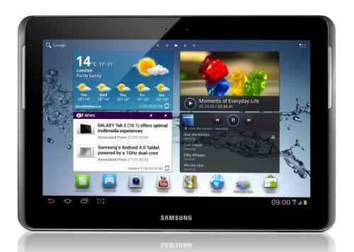 """Samsung Galaxy Tab 2 10,1"""""""